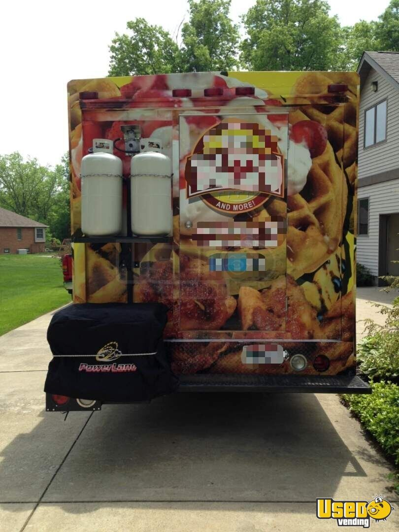 All-purpose Food Truck Generator Ohio Gas Engine for Sale - 4