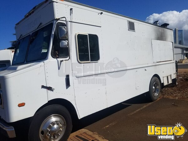 All-purpose Food Truck Hawaii for Sale