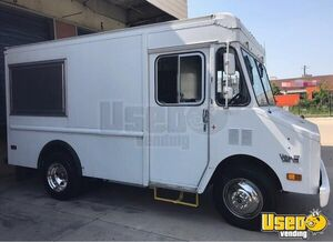 Turnkey Ready GMC Value Van Step Van Food Truck / Used Mobile Kitchen for Sale in Illinois!