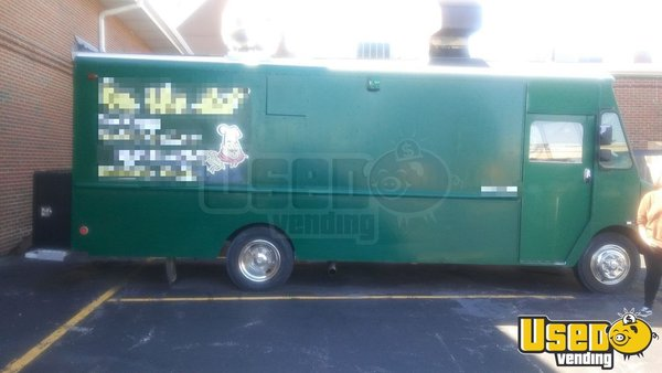 All-purpose Food Truck Illinois Diesel Engine for Sale