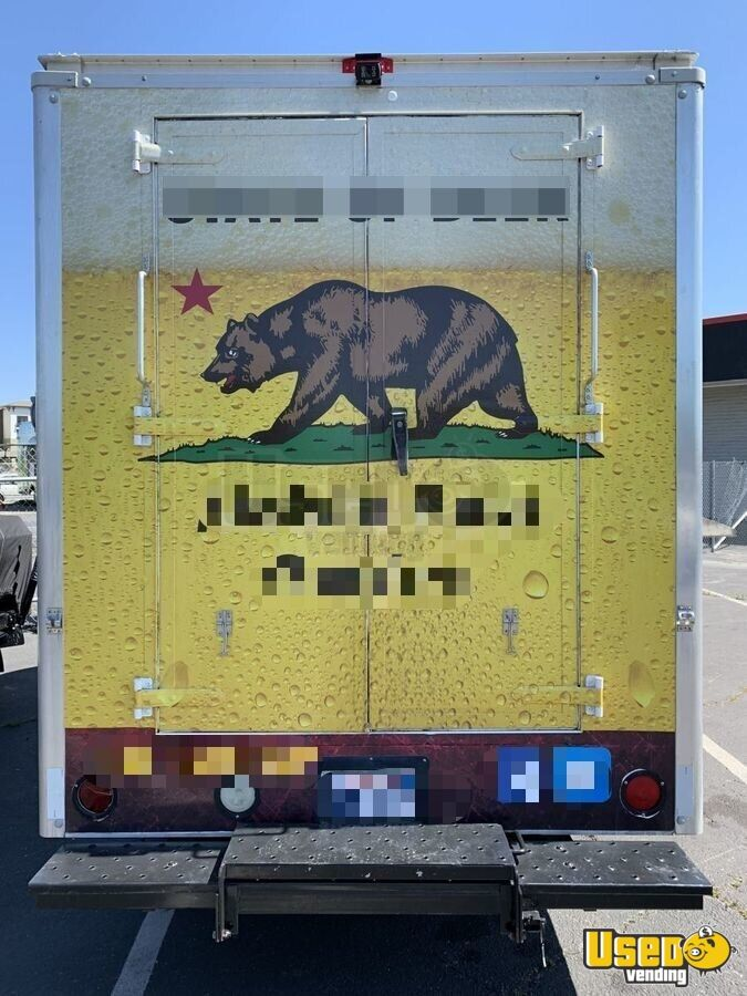 All-purpose Food Truck Insulated Walls California Gas Engine for Sale - 3
