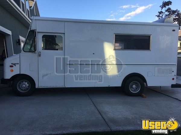 All-purpose Food Truck Interior Lighting Utah Gas Engine for Sale