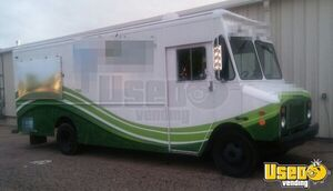 Chevy Food Truck for Sale in Kansas!!!