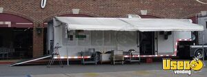 2003 - 36' Gooseneck Food Concession / Catering Trailer for Sale in Louisiana!!!