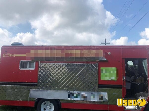 All-purpose Food Truck Louisiana Gas Engine for Sale