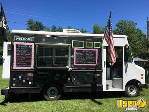 Chevrolet Step Van Food Truck / Rolling Kitchen with Ansul Pro Fire Suppression for Sale in Maine!