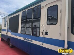 Used 35' Winnebago Adventurer Kitchen Food Truck with Full Bathroom for Sale in Maine!