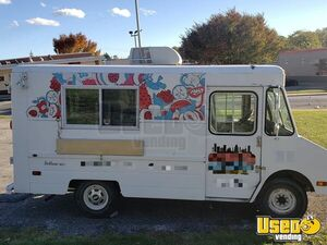 Low Mileage Chevrolet P30 Step Van Food Truck or Ice Cream Truck for Sale in Maryland!