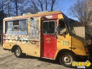 2001 Chevy 18' P30 Workhorse Kitchen Food Truck w/ Ansul Pro Fire Suppression for Sale in Maryland!