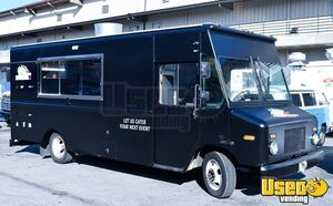 Step Van Kitchen Food Truck with Ansul Pro Fire System for Sale in Maryland!