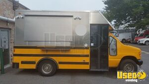 Turnkey 2002 Ford E350 18.5' Stepvan All-Purpose Food Truck for Sale in Maryland!