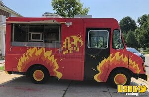 2001 - 18' Workhorse P42 Food Truck / Used Kitchen on Wheels for Sale in Maryland!!