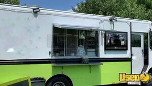 Fully-Loaded Diesel Chevrolet P30 Food Truck w/ a 2018 Kitchen Build-Out for Sale in Massachusetts!