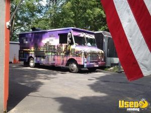 Turnkey Business- Chevy Food Truck for Sale in Massachusetts!!!