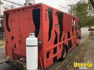 Ready for Service Chevrolet P30 Step Van Food Truck with 2013 Kitchen for Sale in Minnesota!