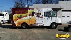 Used GMC 22' Diesel Food Truck / Commercial Mobile Kitchen for Sale in Mississippi!!!