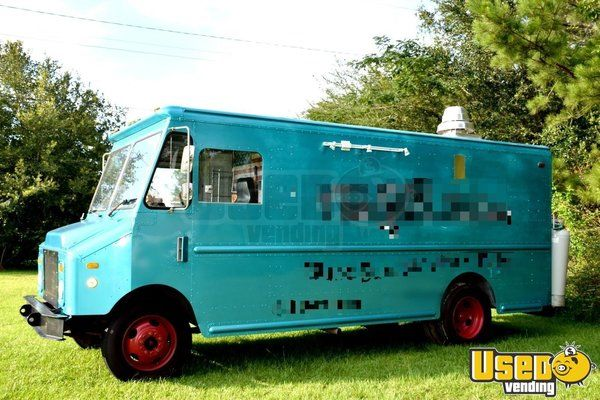 GMC Food Truck for Sale in Mississippi!!!