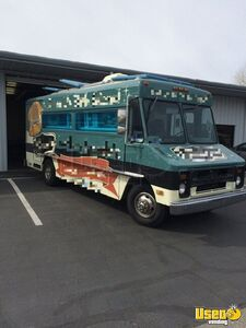 GMC Food Truck for Sale in Nevada!!!