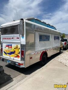 Used Chevrolet Step Van Kitchen Food Truck with Pro Fire Suppression System for Sale in Nevada!