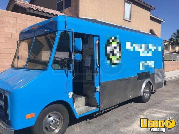 All-purpose Food Truck Nevada for Sale