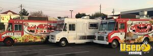 Custom-Built 2019 - 24' Step Van Food Trucks / Customized Mobile Kitchen Units for Sale in Nevada!