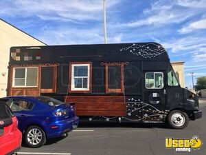 Used Loaded Spacious Freightliner M Line 29' Diesel Kitchen Food Truck for Sale in Nevada!!!