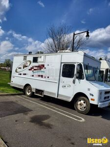 Chevy P32 Stepvan Kitchen Food Truck with Pro Fire Suppression System for Sale in New Jersey!