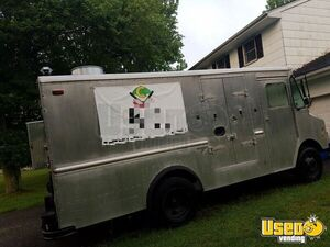 GMC Used Food Truck Mobile Kitchen For Sale in New Jersey!!!