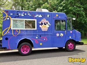 1997 GMC P32 10-ft Diesel Step-Van Food Truck for Sale in New Jersey- New Engine, Low Miles!