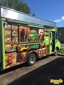 Chevy P30 Turnkey Food Truck Used Kitchen Truck for Sale in New Jersey!!!