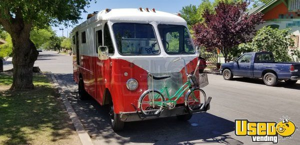 Vintage 1963 Ford Food Truck for Sale in New Mexico!!!