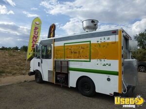Inspected 20' GMC Utilimaster P3500 Diesel Mobile Kitchen Food Truck for Sale in New Mexico!!