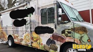 2003 Ford E350 Used Mobile Kitchen Food Truck for Sale in New York!!!
