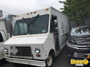 Unfinished Food Truck for Sale in New York!!!