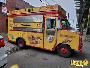 Nicely-Equipped Used Chevrolet Step Van All-Purpose Food Truck for Sale in New York!