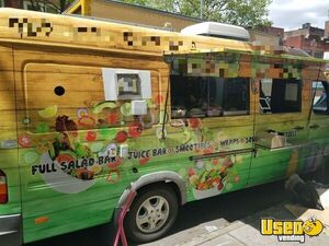 Freightliner Salad Bar / Juice Bar Truck for Sale in New York!!!