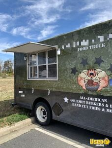 Freight M Line Food Truck Used Mobile Kitchen for Sale in North Carolina!!!