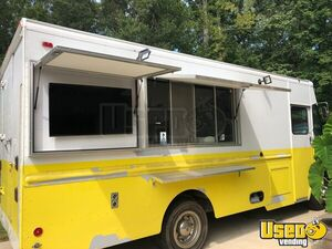 All Stainless Steel 2006 Diesel Ford Freightliner Mobile Kitchen Truck for Sale in North Carolina!