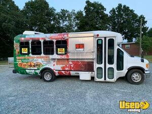 Used Diesel Ford Kitchen Food Truck Loaded w/ Commercial-Grade Equipment for Sale in North Carolina!