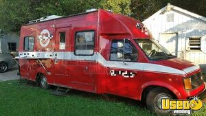 1988 Chevy Food Truck for Sale in North Carolina- All- Purpose!