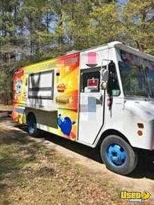 All Aluminum GMC 26' Diesel Step Van Mobile Kitchen Food Truck for Sale in North Carolina!!