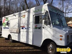 Ready to Work GMC Step Van Used Mobile Kitchen Food Truck for Sale in North Carolina!