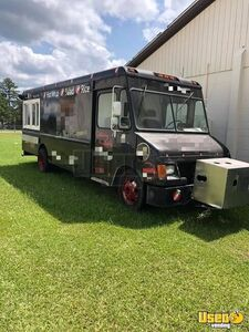 Ready to Serve Chevrolet Stepvan All Purpose Food Truck for Sale in North Carolina!