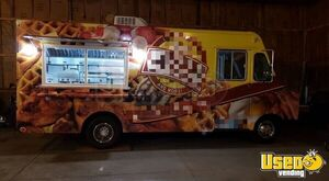 GMC Food Truck / Mobile Kitchen for Sale in Ohio Lots of Upgrades, Commercial Equipment!!!