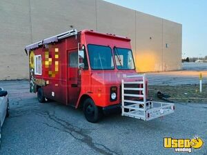 Ready to Go Chevrolet Stepvan All-Purpose Food Truck/Mobile Food Unit for Sale in Ohio!