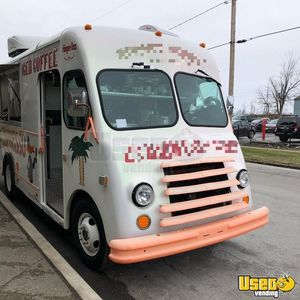 1957 Chevy Vintage Food / Coffee Truck for Sale in Ohio!!!