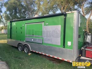 24' 2016 Beautiful Food Concession Trailer with Bathroom for Sale in Oklahoma!