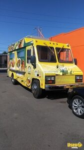 2008 GMC Workhorse Kitchen Food Truck with Pro Fire Suppression System for Sale in Oregon!