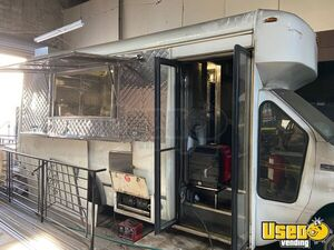 2005 20' Diesel Ford Food Truck with an All Stainless Steel 2018 Kitchen for Sale in Pennsylvania!