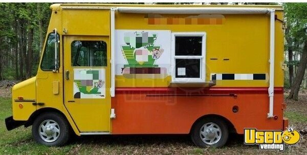 All-purpose Food Truck Pennsylvania for Sale
